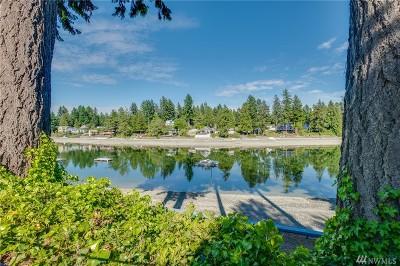 Bremerton Single Family Home For Sale: 1818 Madrona Point Dr
