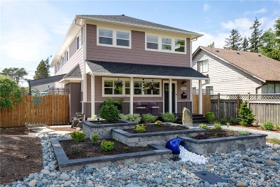 Bellingham Single Family Home For Sale: 2615 Lynn St