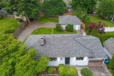 Kirkland Single Family Home For Sale: 7839 123rd Ave NE