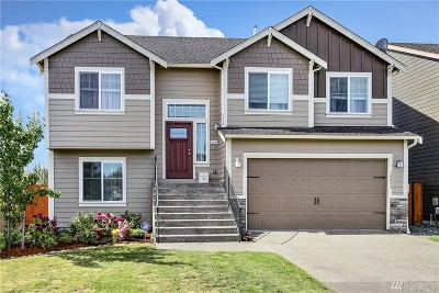 Yelm Single Family Home For Sale: 10059 Jensen Dr SE