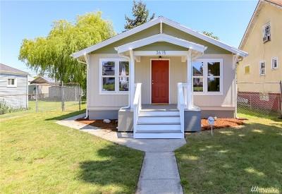 Tacoma Single Family Home For Sale: 3615 S Sheridan Ave
