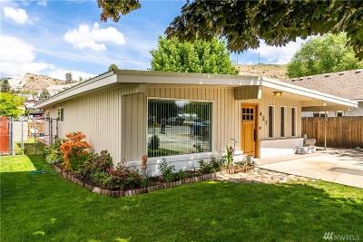 Chelan Single Family Home For Sale: 427 E Allen Ave