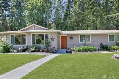 Tacoma Single Family Home For Sale: 3550 Pioneer Wy E