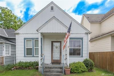 Tacoma Single Family Home For Sale: 5415 S Alder St
