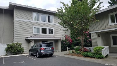 Bellevue Condo/Townhouse For Sale: 12631 NE 9th Place #C104