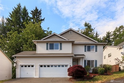 King County Single Family Home For Sale: 9622 221st Place