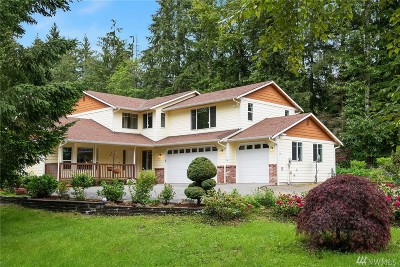 Snohomish Single Family Home For Sale: 7111 199th St SE