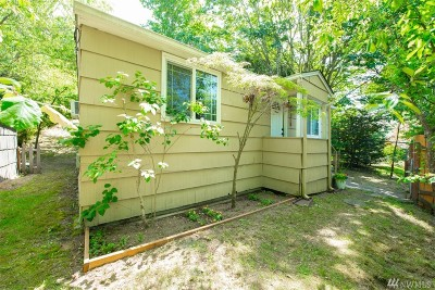 Seattle Single Family Home For Sale: 6512 Delridge Wy SW