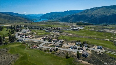 Chelan, Chelan Falls, Entiat, Manson, Brewster, Bridgeport, Orondo Residential Lots & Land For Sale: 400 Desert View Place