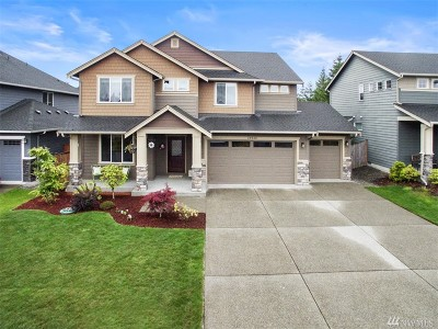 Orting Single Family Home For Sale: 20224 194th Ave E