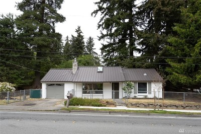 Shoreline Single Family Home For Sale: 1424 N 155th St