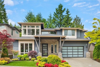 Renton Single Family Home For Sale: 1515 Lyons Ave NE