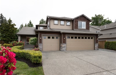 Lynnwood Single Family Home For Sale: 3412 167th Place SW