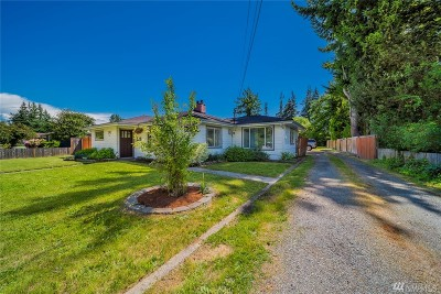 Marysville Single Family Home For Sale: 5118 88th St NE