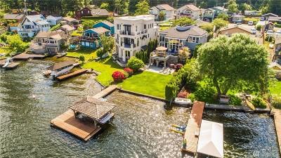 Black Diamond Single Family Home For Sale: 30482 227th Place SE