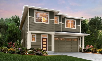 Lake Stevens Single Family Home For Sale: 11507 22nd St SE #Lot02