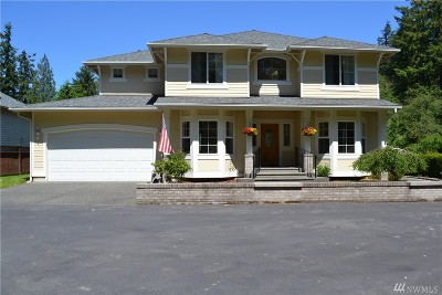 Federal Way WA Single Family Home For Sale: $500,000
