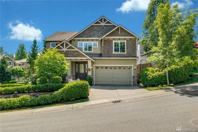 Sammamish Single Family Home For Sale: 1210 269th Ct SE