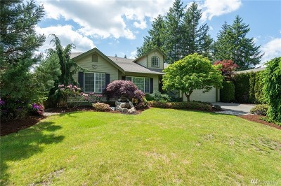Spanaway Single Family Home For Sale: 20822 52nd Ave E