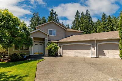 Olympia Single Family Home For Sale: 3227 Cedrona Dr NW