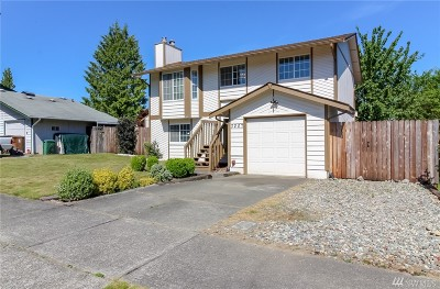 Tacoma Single Family Home For Sale: 3207 54th Ave NE