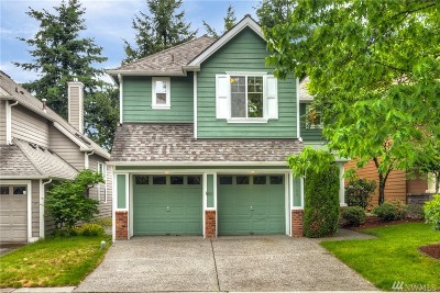 Sammamish Single Family Home For Sale: 4132 252nd Ave SE