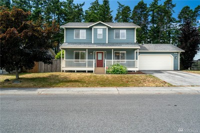 Oak Harbor Single Family Home For Sale: 2189 SW Rosario Place