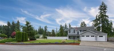Spanaway Single Family Home For Sale: 24308 38th Av Ct E