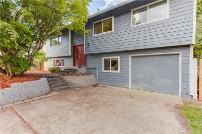 Kirkland Single Family Home For Sale: 11432 113th Place NE