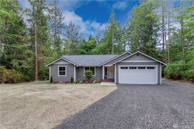Gig Harbor Single Family Home For Sale: 13514 103rd St NW