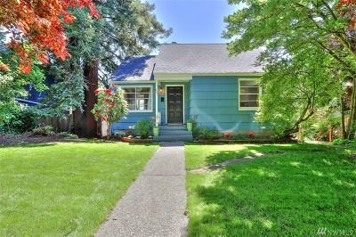 Seattle Single Family Home For Sale: 621 NW 50th