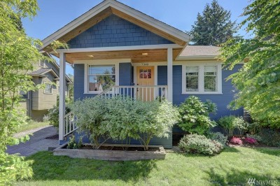 Seattle Single Family Home For Sale: 7340 17th Ave NE