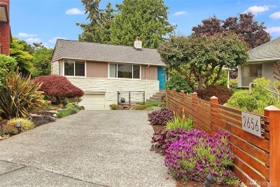 Seattle Single Family Home For Sale: 2656 Bishop Place W