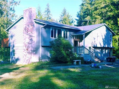Snohomish Single Family Home For Sale: 501 204th Dr SE