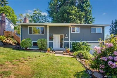 Kirkland Single Family Home For Sale: 8515 NE 135th St