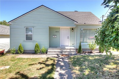 Tukwila Single Family Home For Sale: 13514 35th Ave S