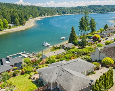 Gig Harbor Single Family Home For Sale: 3202 White Cloud Ave NW