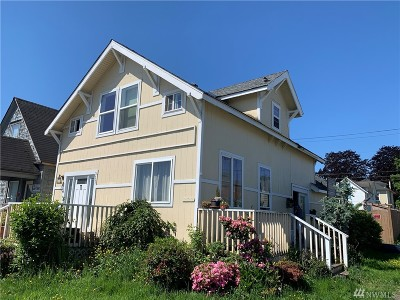 Everett Single Family Home For Sale: 2402 Broadway