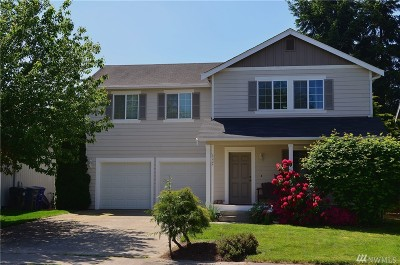 Puyallup Single Family Home For Sale: 6224 121st St E