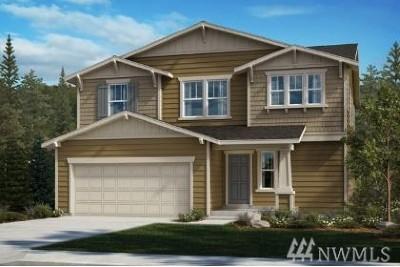 Bonney Lake Single Family Home For Sale: 17712 122nd St Ct E