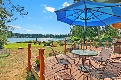 Kent Single Family Home For Sale: 31033 E Lake Morton Dr SE