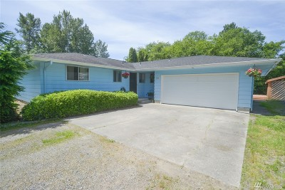 Skagit County Single Family Home For Sale: 7216 Steelhead Lane