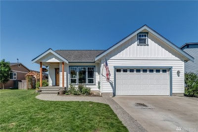 Nooksack Single Family Home Sold: 501 Allison Wy
