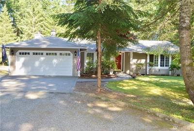 Pierce County Single Family Home For Sale: 14317 33rd Av Ct NW