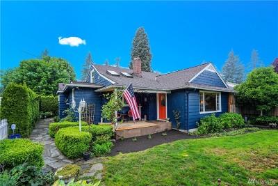 Everett Single Family Home For Sale: 6518 Cady Rd