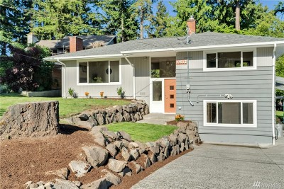 Shoreline Single Family Home For Sale: 17512 Densmore Ave N