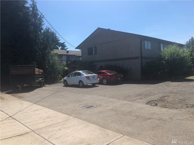 Pierce County Multi Family Home For Sale: 1412 Valley Ave E