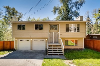 Everett Single Family Home For Sale: 402 137th St SW