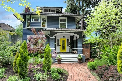 Seattle Single Family Home For Sale: 945 13th Ave E