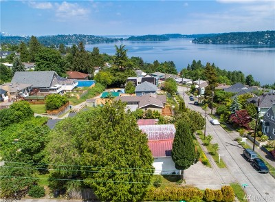 Seattle Single Family Home For Sale: 6520 S Ryan St
